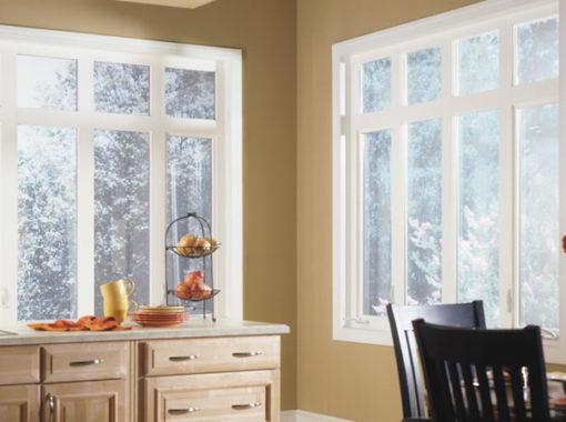 casment/awning windows